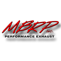 "MBRP C6260SLM 4"" SLM SERIES DOWNPIPE-BACK COMPETITION EXHAUST 2011-2016 Ford 6.7"